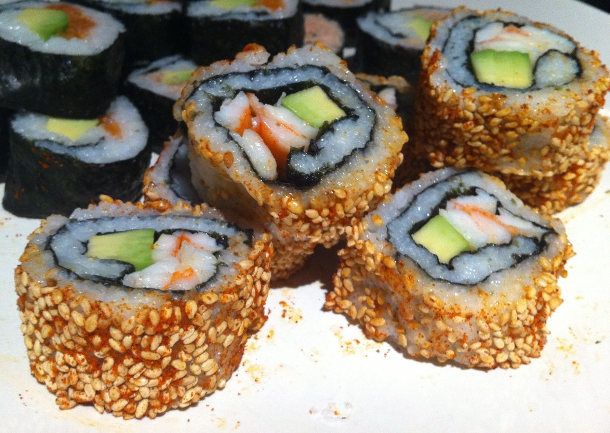 How to Make Maki Sushi at Home