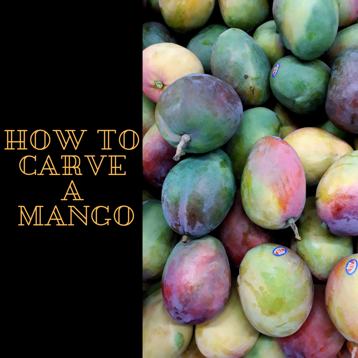 How to Carve a Mango (And Not Turn It Into Mush!)