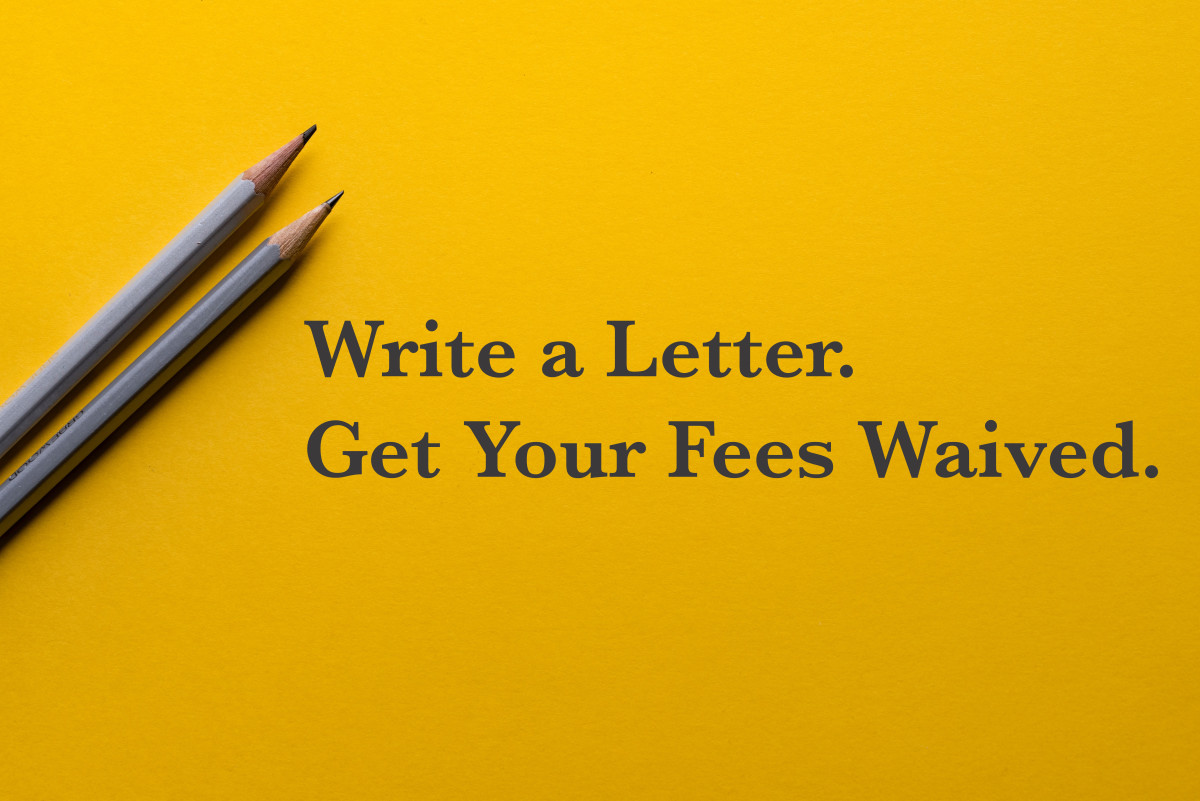 Sample Letter: Request Credit Card Company to Waive Late Fees