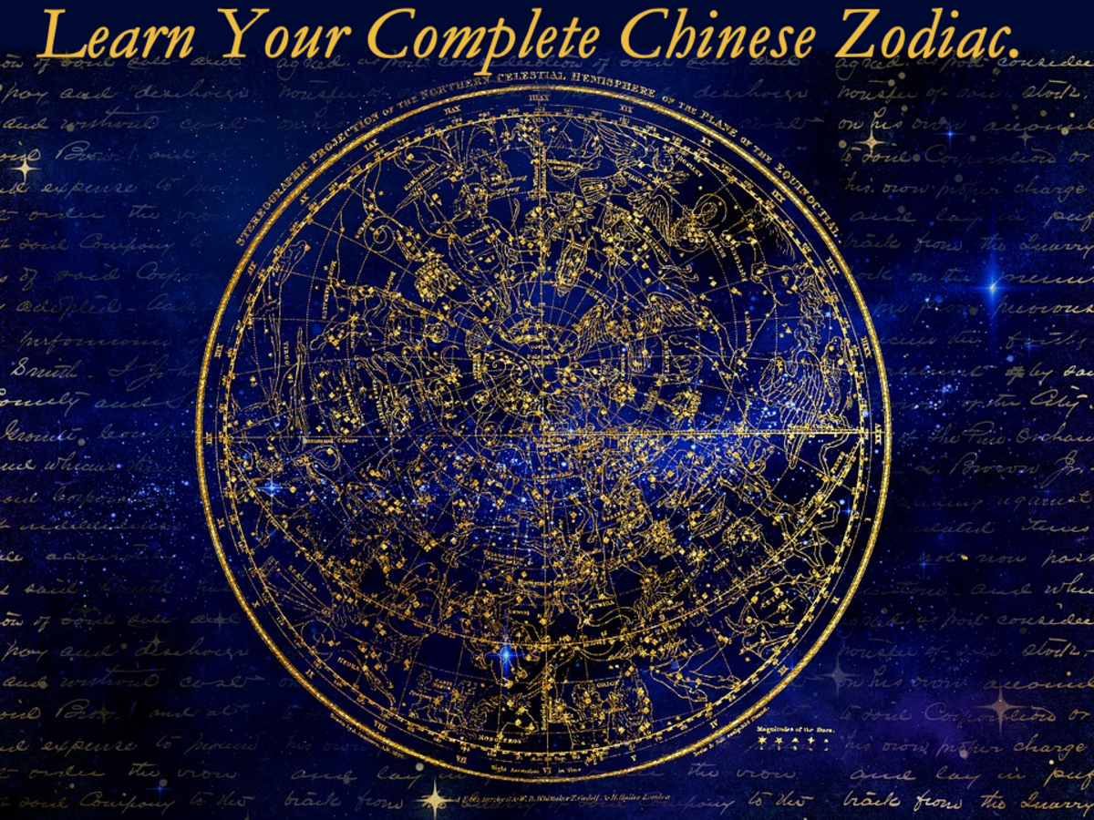 How Does the Chinese Zodiac Work? The 12 Animal Signs, Elements, and Ascendants of Eastern Astrology.