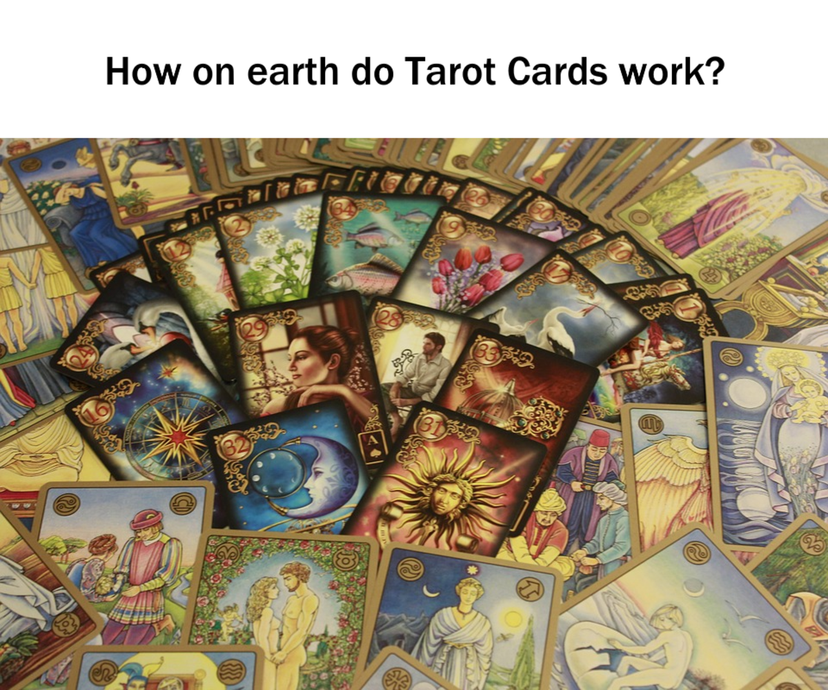 There's nothing magical about Tarot cards. They can, however, be an excellent psychological tool.