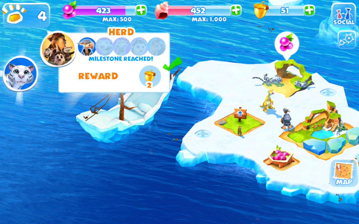 Ice Age Adventures: Tips, Hints and Tricks