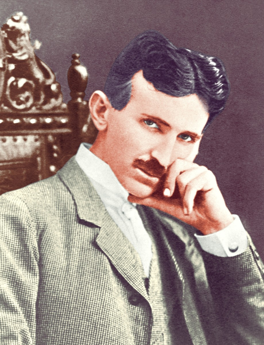 Nikola Tesla – The Electrical Genius Who Shaped the Modern Age