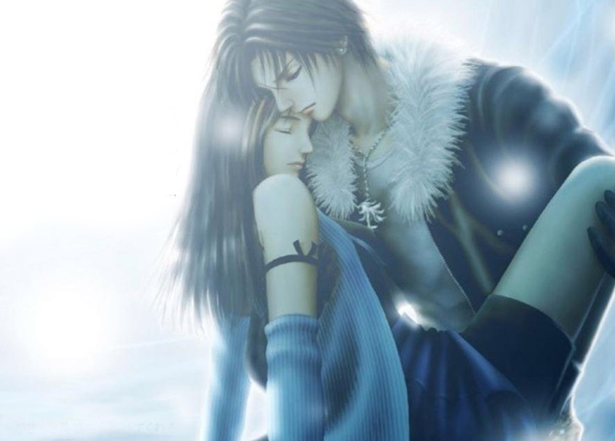 Squall and Rinoa