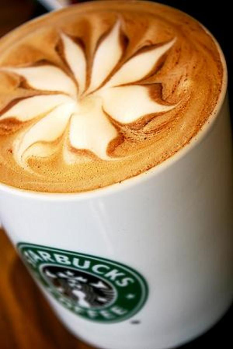 Starbucks is famous for its consistency.