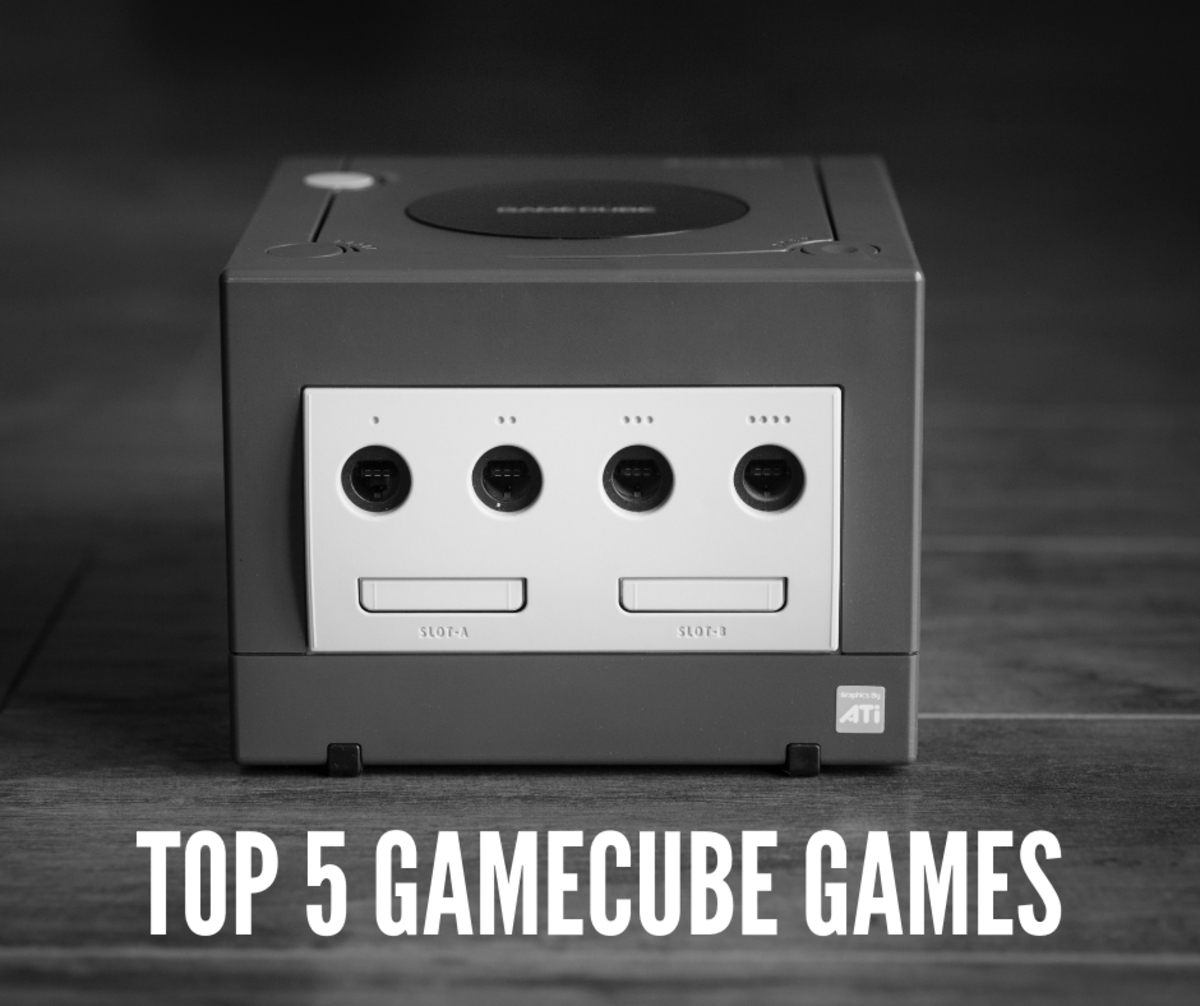 The Top 5 GameCube Games (of All Time)