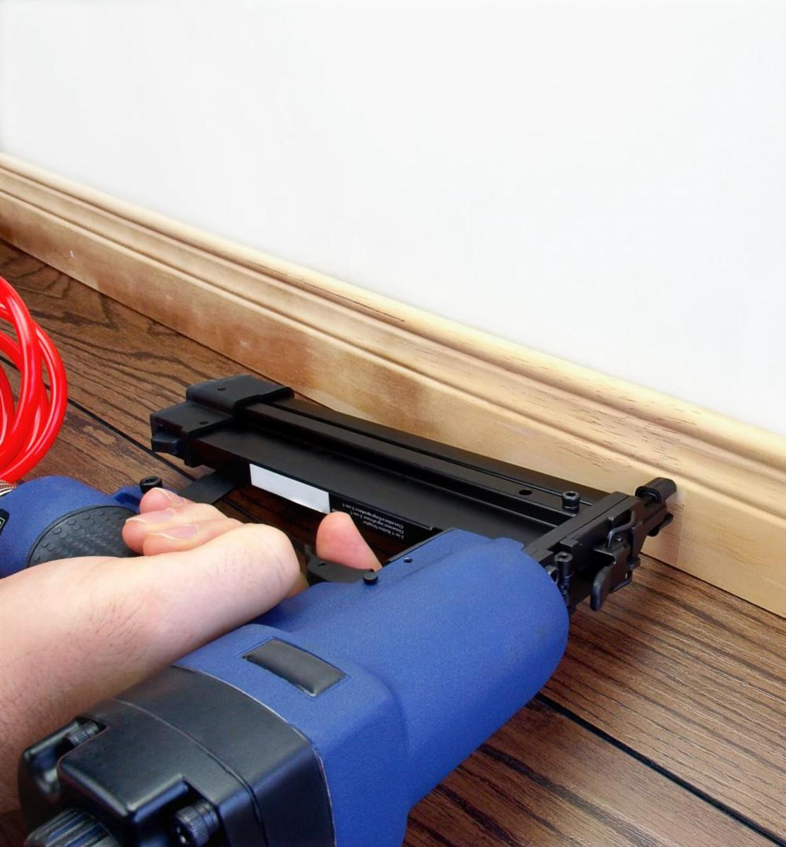 Which Type Of Nail Gun Or Nailer Do You