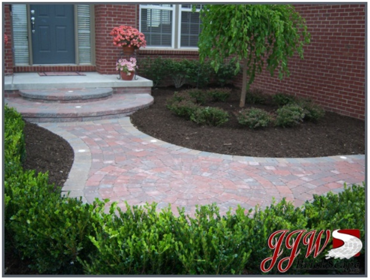 Superbe Brick Pavers 101: How To Keep Them Clean, Seal Them Properly And More |  Dengarden