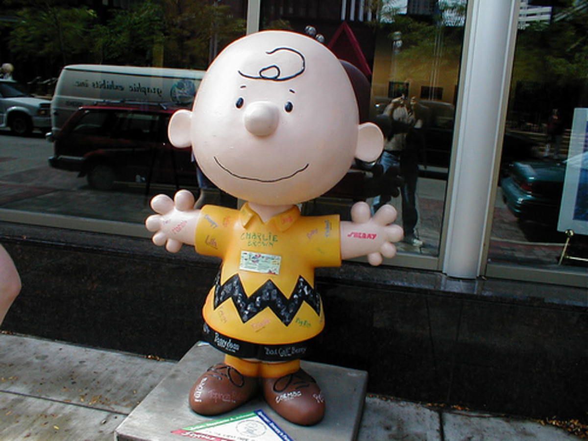 Charlie Brown & Other Peanuts Characters' Personality Disorders
