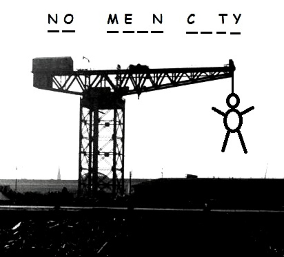 glasgow - no mean city