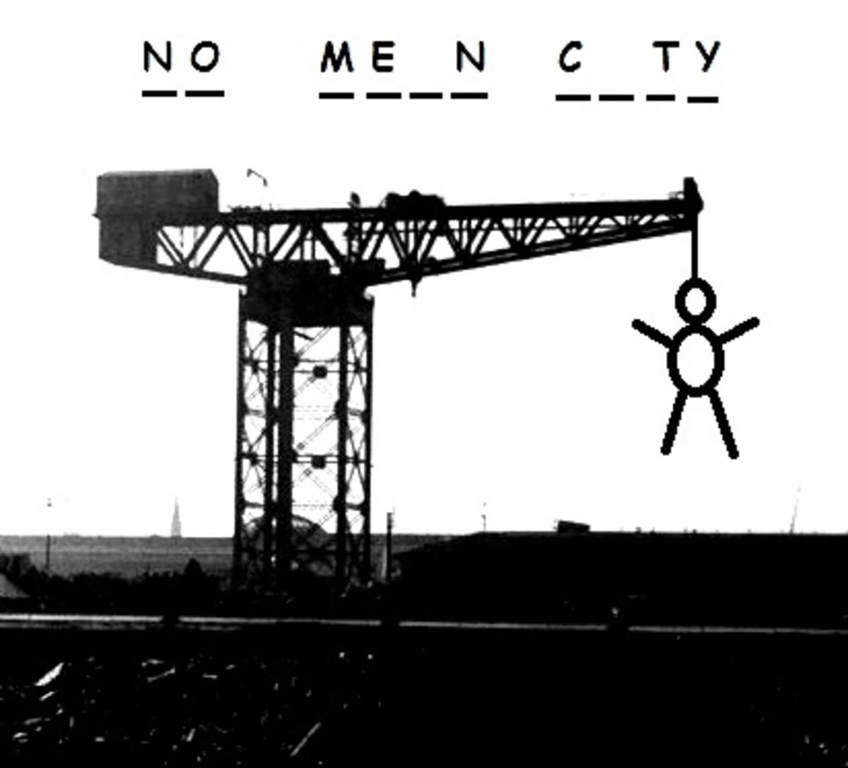 glasgow - no mean city