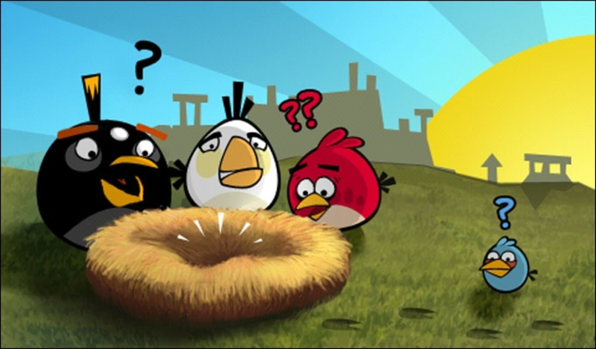 Angry Birds Golden Eggs Locations: How To Find 21 Golden Eggs