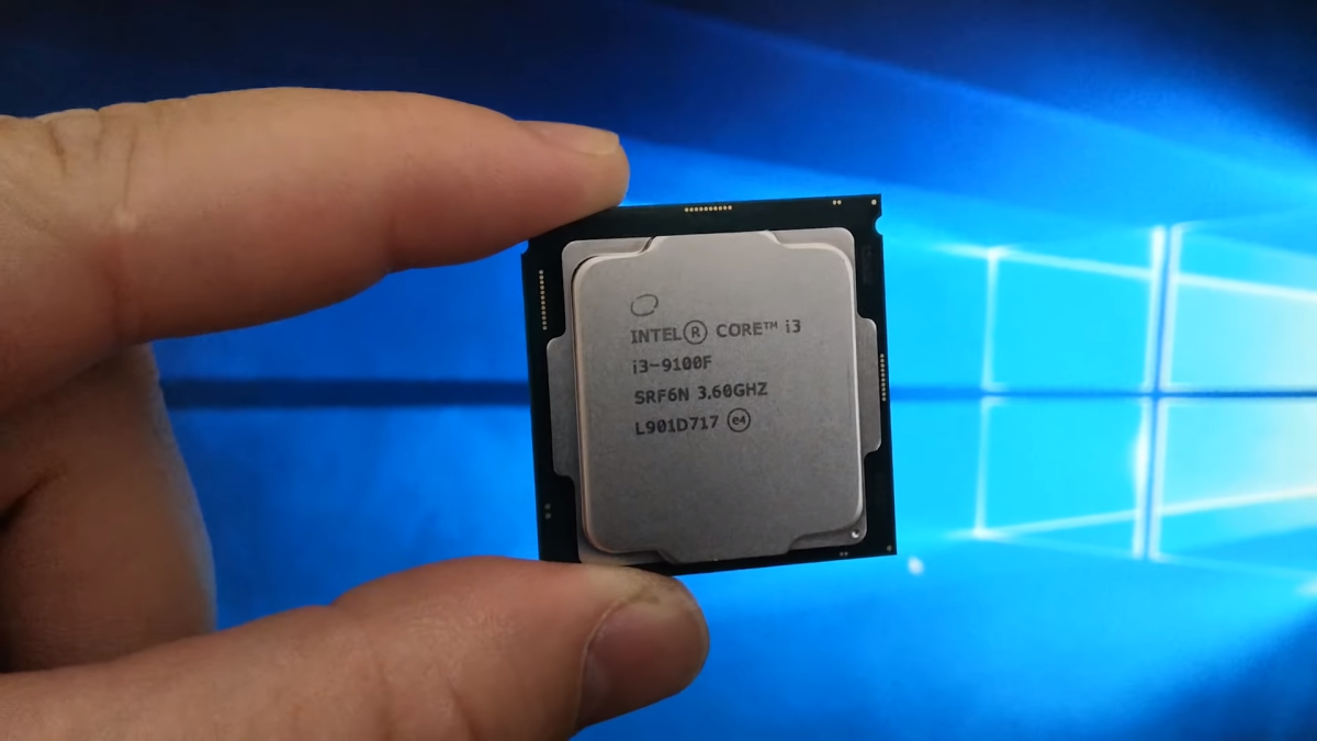 Core i3-9100F Budget Gaming Processor