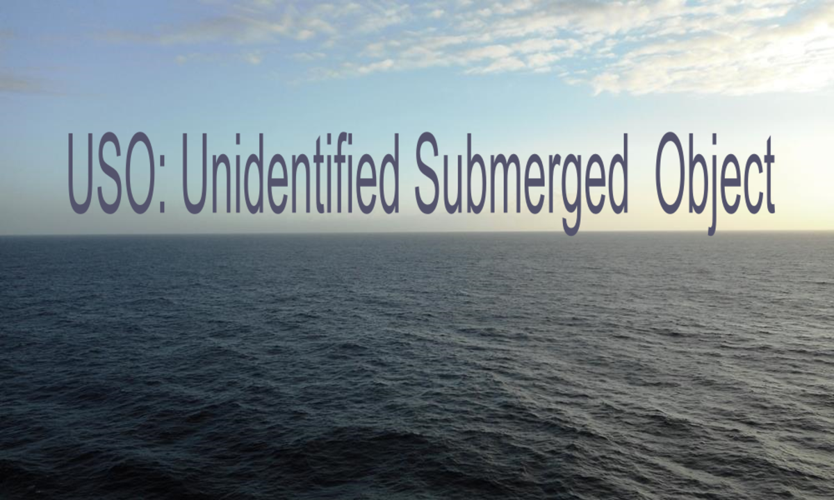 Unidentified Submerged Object: The Underwater UFO at Shag Harbour