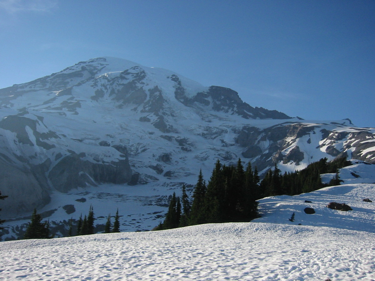 The Dangers of Climbing Mt Rainier