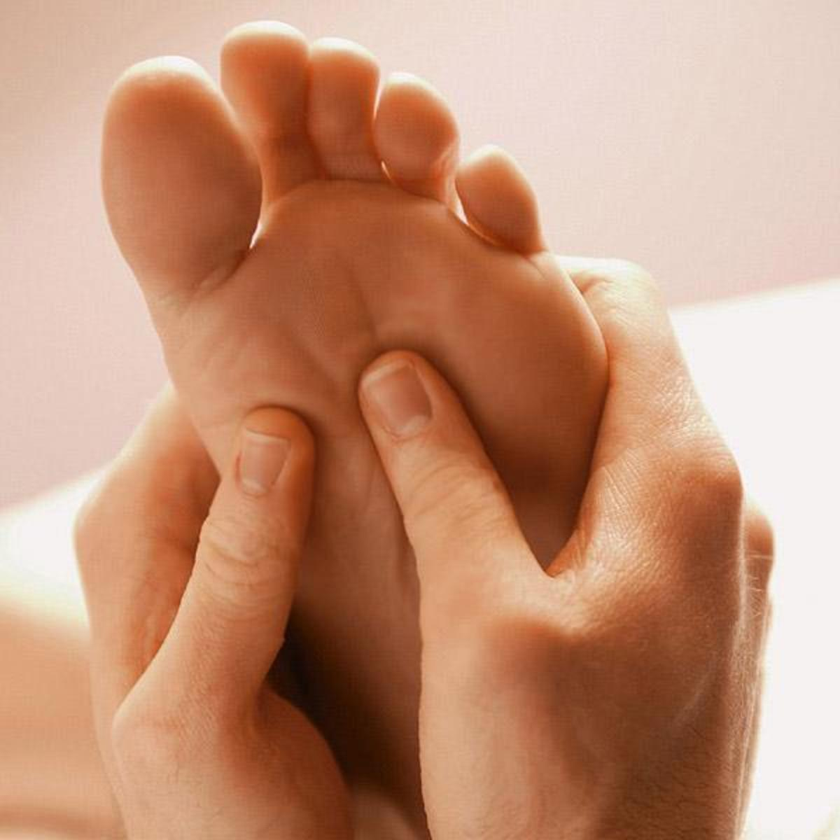 Do You Have Podophobia, the Fear of Bare Feet?
