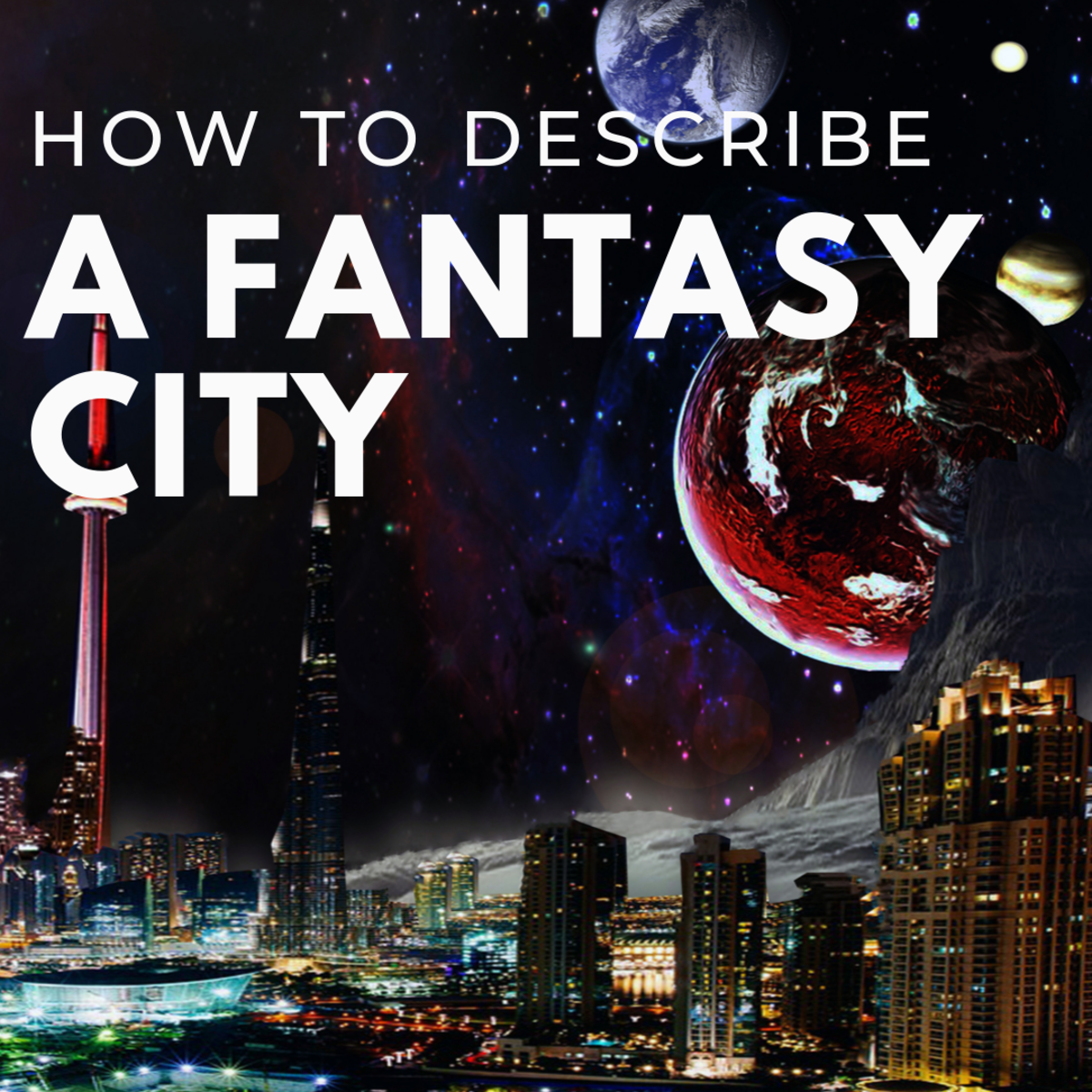 How to Describe a Fantasy City