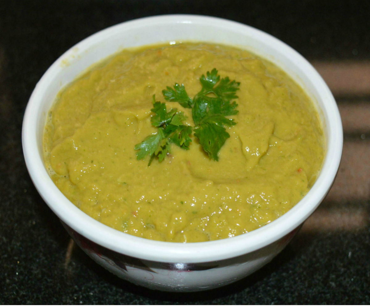 Avocado Chutney (Butter Fruit Chutney)