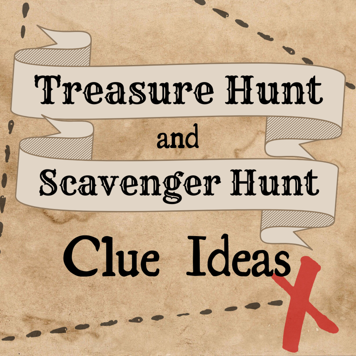 Discover ten types of clues you can use in a treasure hunt or scavenger hunt, from rebuses and mazes to mirror clues and maps!