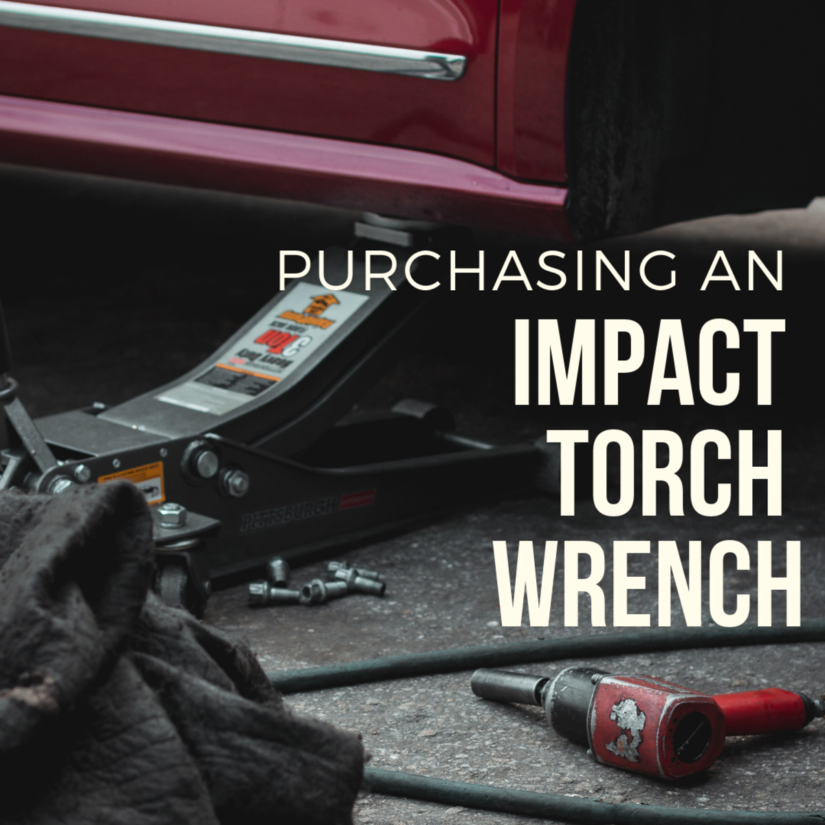 Impact Torque Wrenches