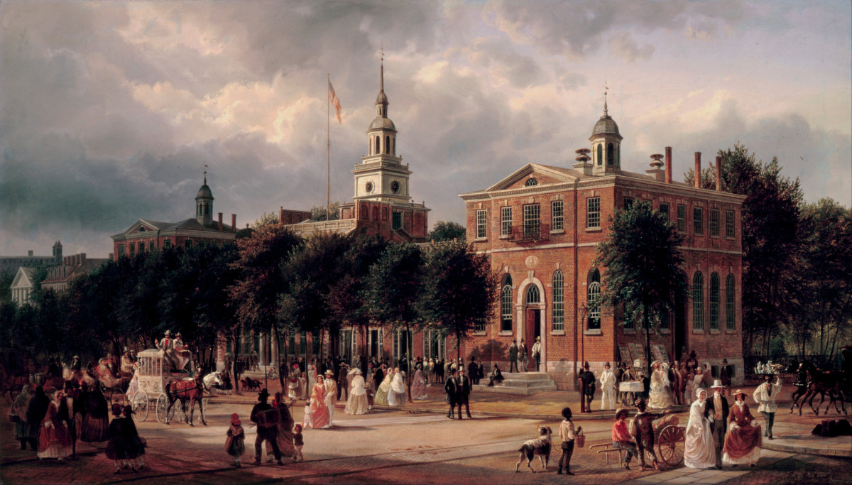 Philadelphia's Top 14 Historic Sites