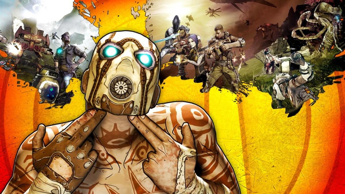 """""""Borderlands"""" Cover Art"""