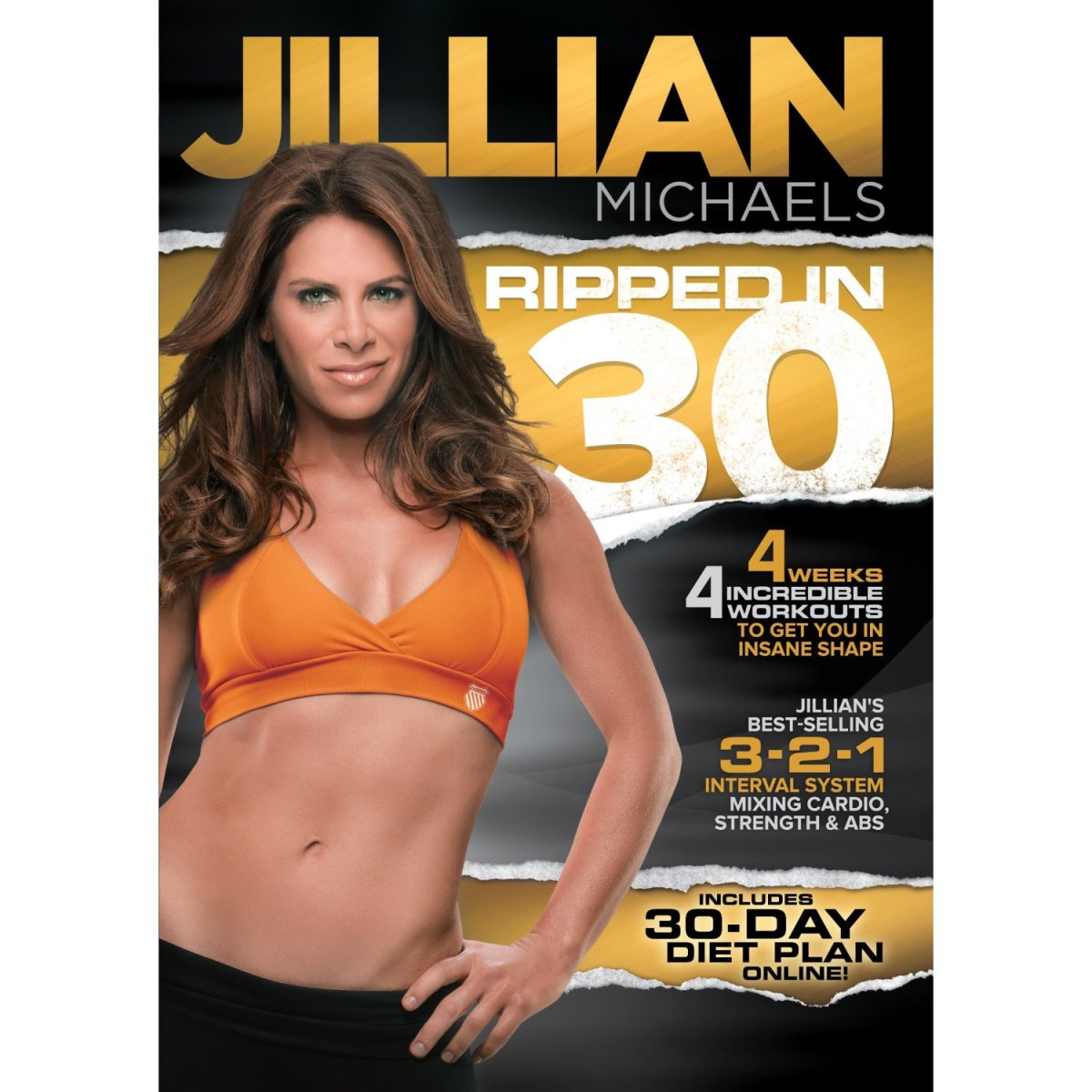 Review of Jillian Michaels' Ripped in 30 DVD