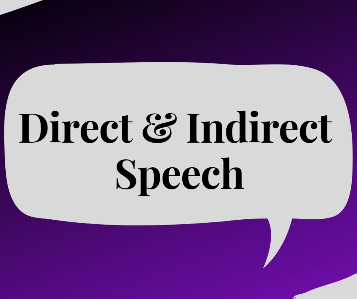 What are direct and indirect speech? Read on to learn the differences (with examples).