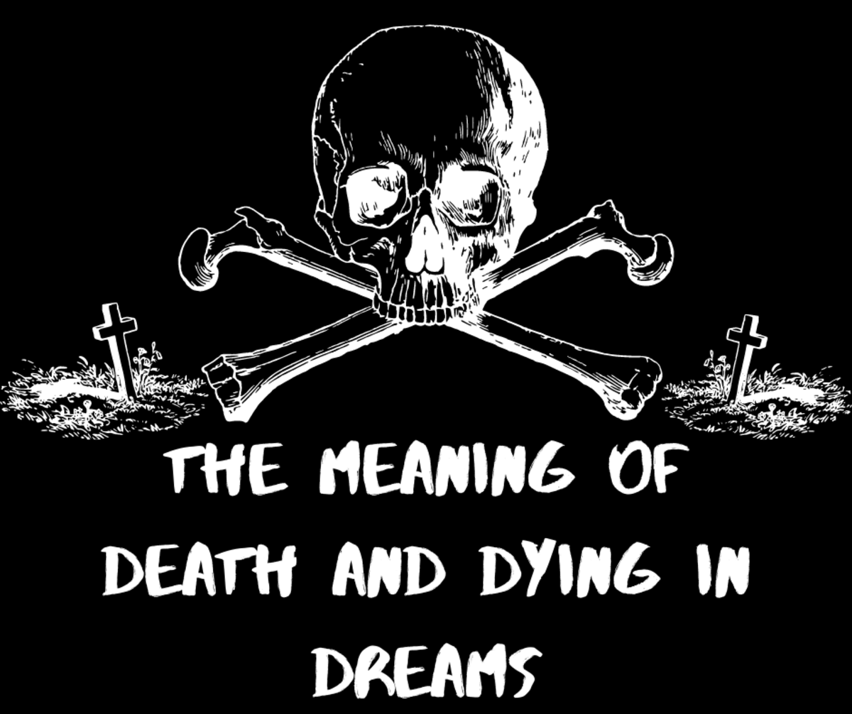 This article will explore the meaning of death and dying in our dreams.