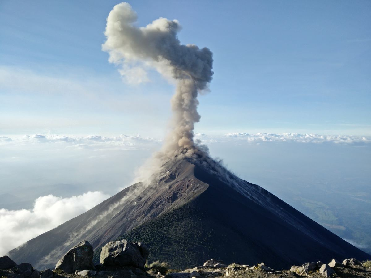 What Causes a Volcano to Erupt?