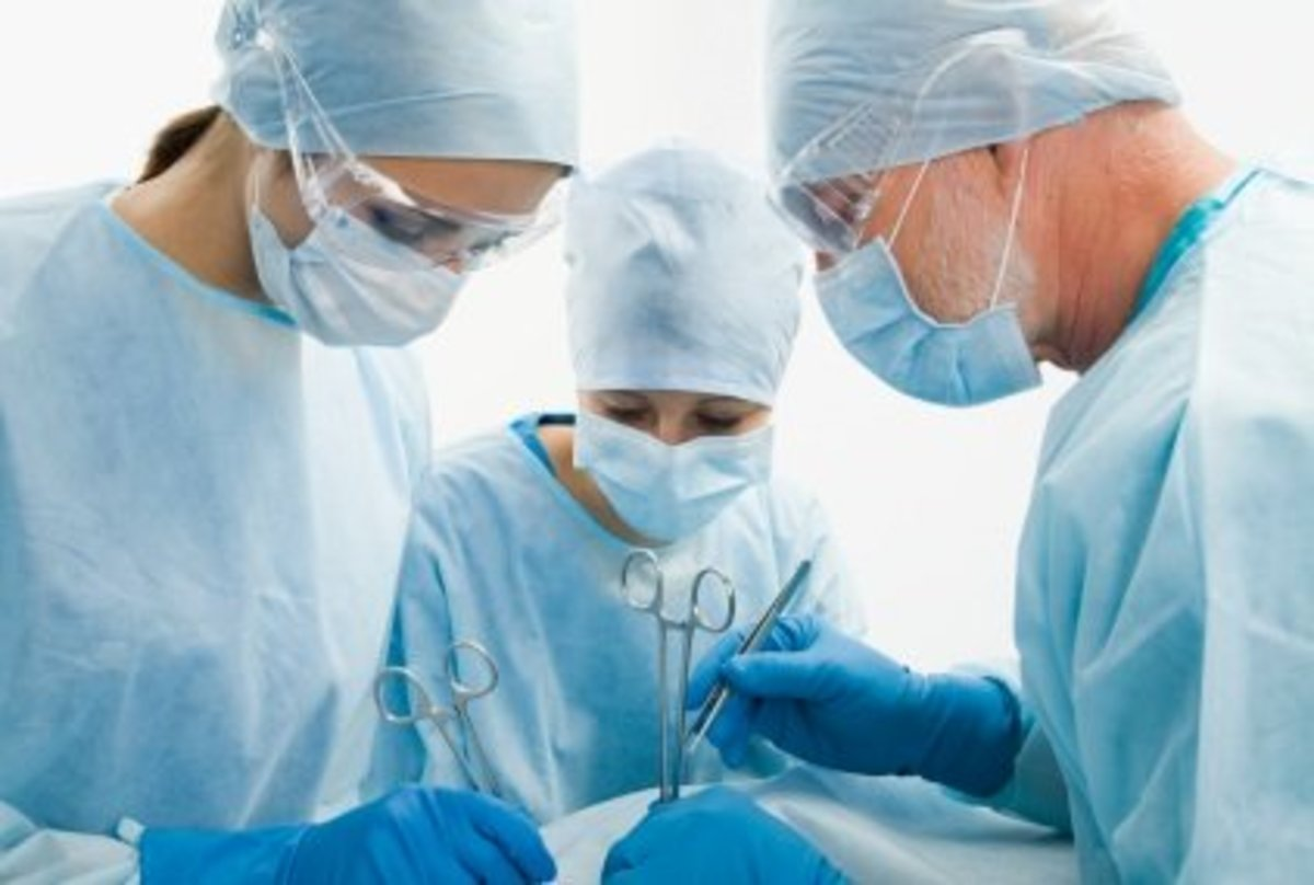 Surgical Nursing: Jobs for Nurses in the Operating Room, Surgery and Recovery Room