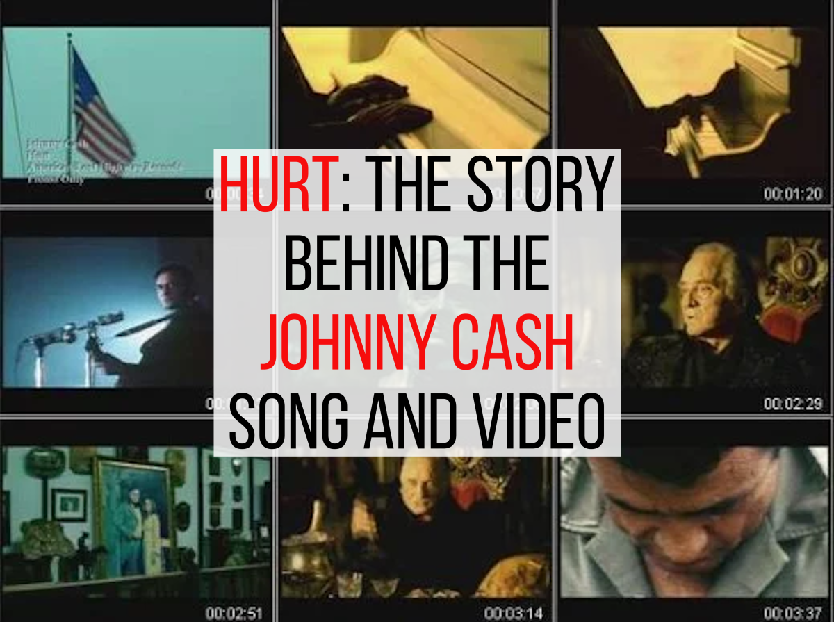 "This is the story behind Johnny Cash: ""Hurt"", one of the most powerful song videos ever made."