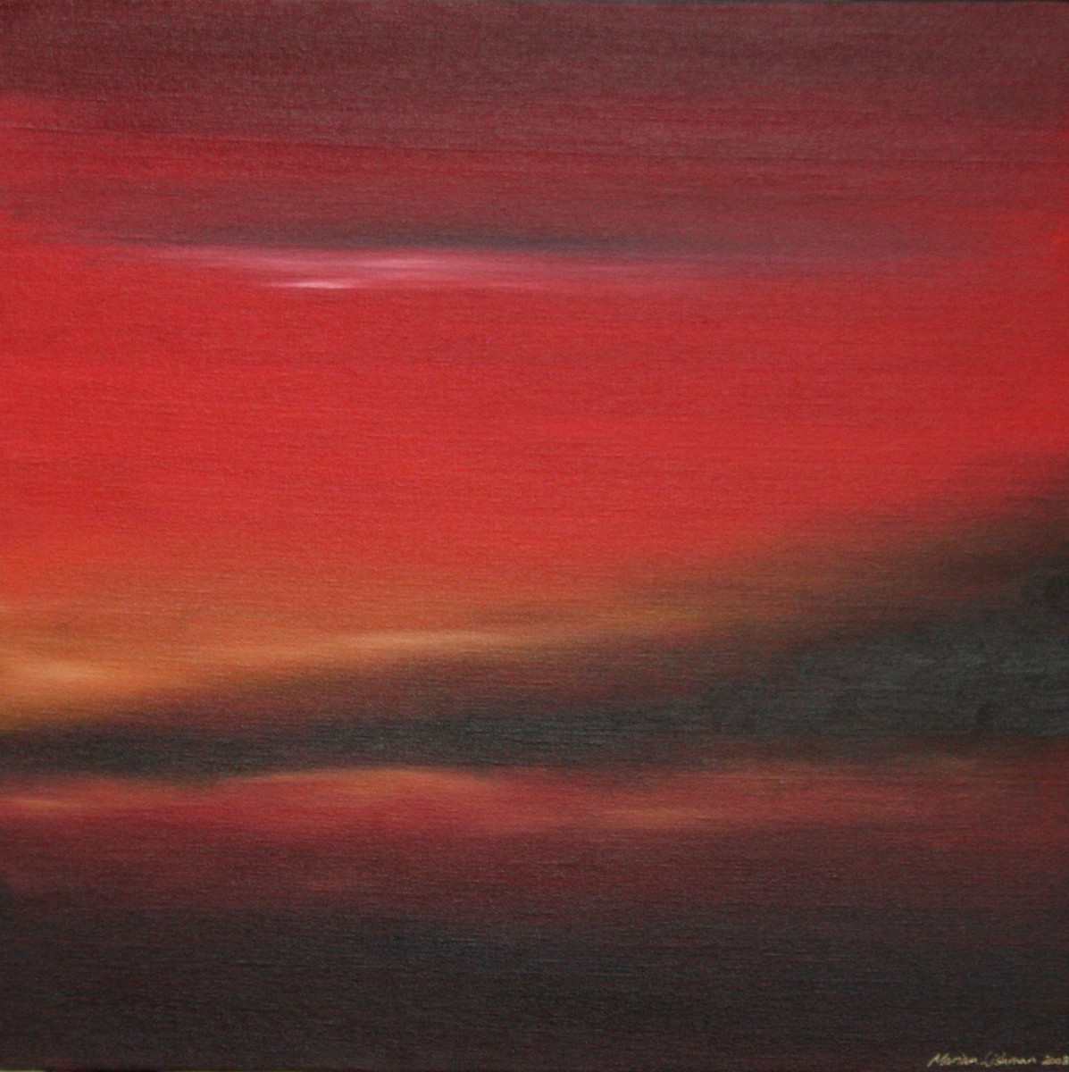 I used Liquin on this painting which made blending easier and it dried much more quickly. painting (c) Azure11, 2008