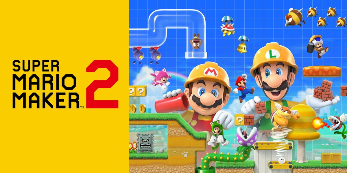 "How to Make Great Levels in ""Super Mario Maker 2"""