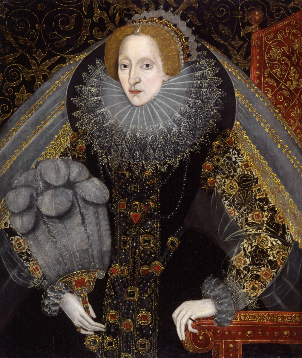 Renaissance Fashion: Women's Clothing in Elizabethan England