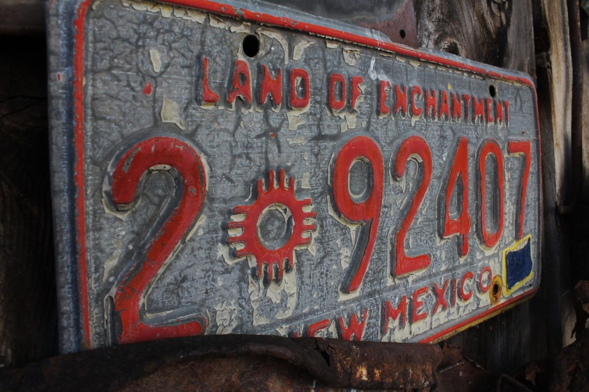 Antique license plate collecting can be a lucrative hobby.