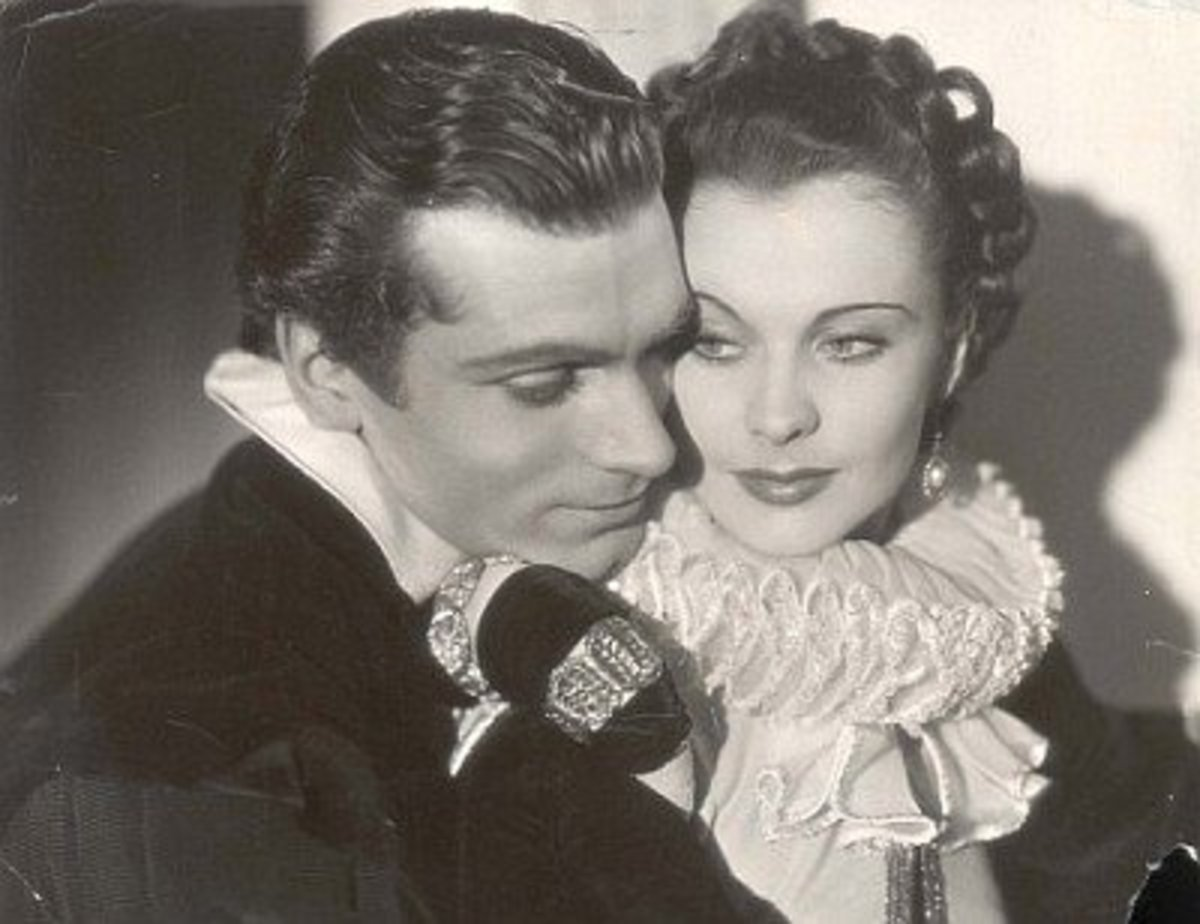 Passion and Madness, The Doomed Love of Laurence Olivier and Vivien Leigh