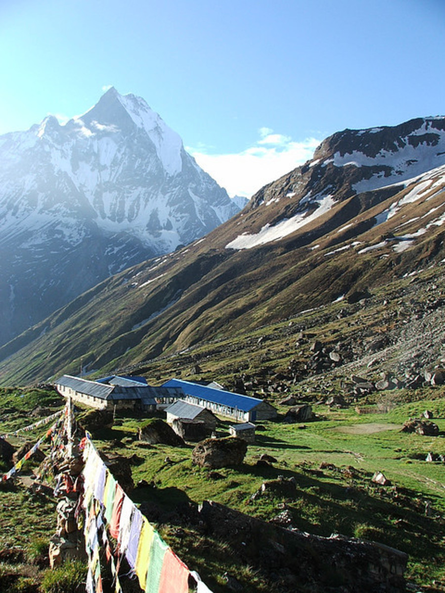 The Annapurna Circuit Trek Guide