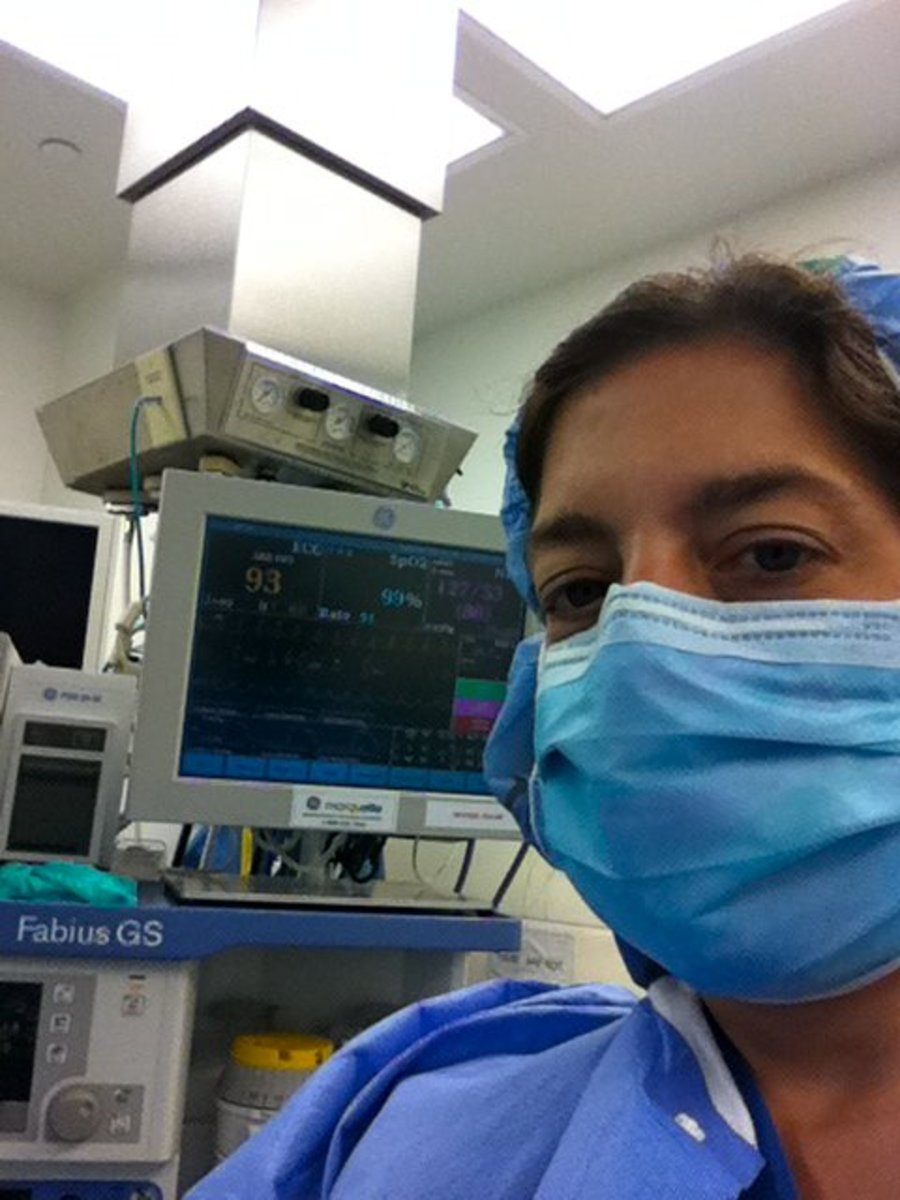 A Day in the Life of an Anesthesiologist