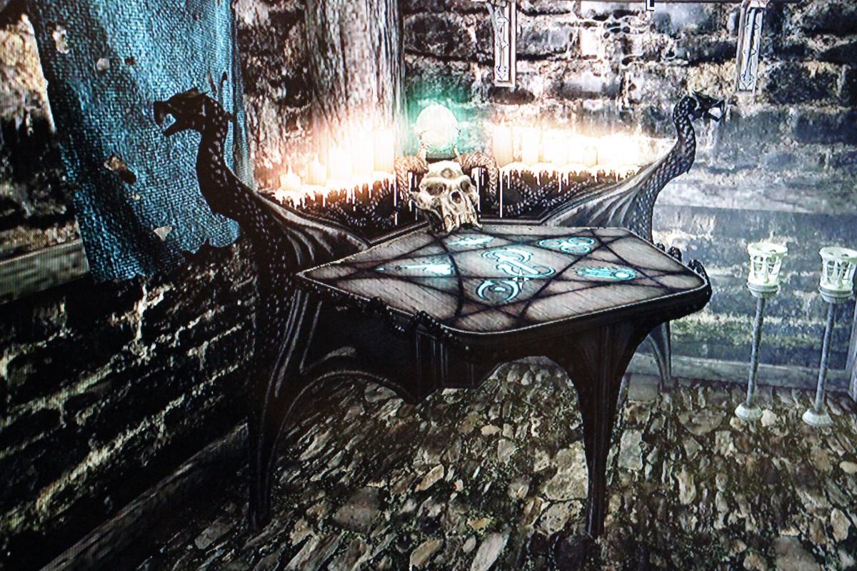 """""""Skyrim"""" Skill Training: Enchanting"""