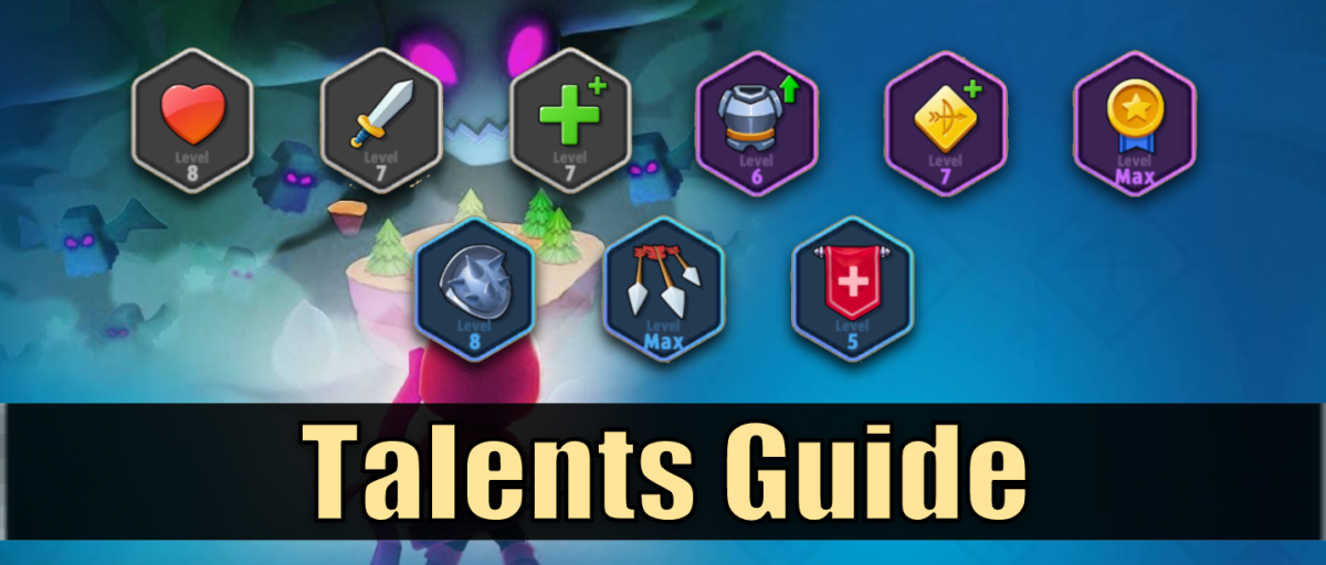 """""""Archero"""" Talents Guide"""