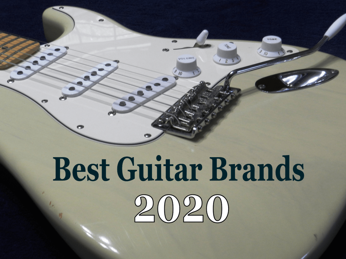 38 Best Guitar Brands: Top Acoustic and Electric Guitars 2020