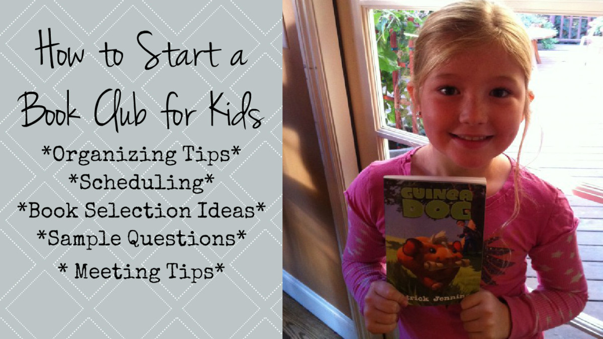 how to start a book club for elementary students wehavekids