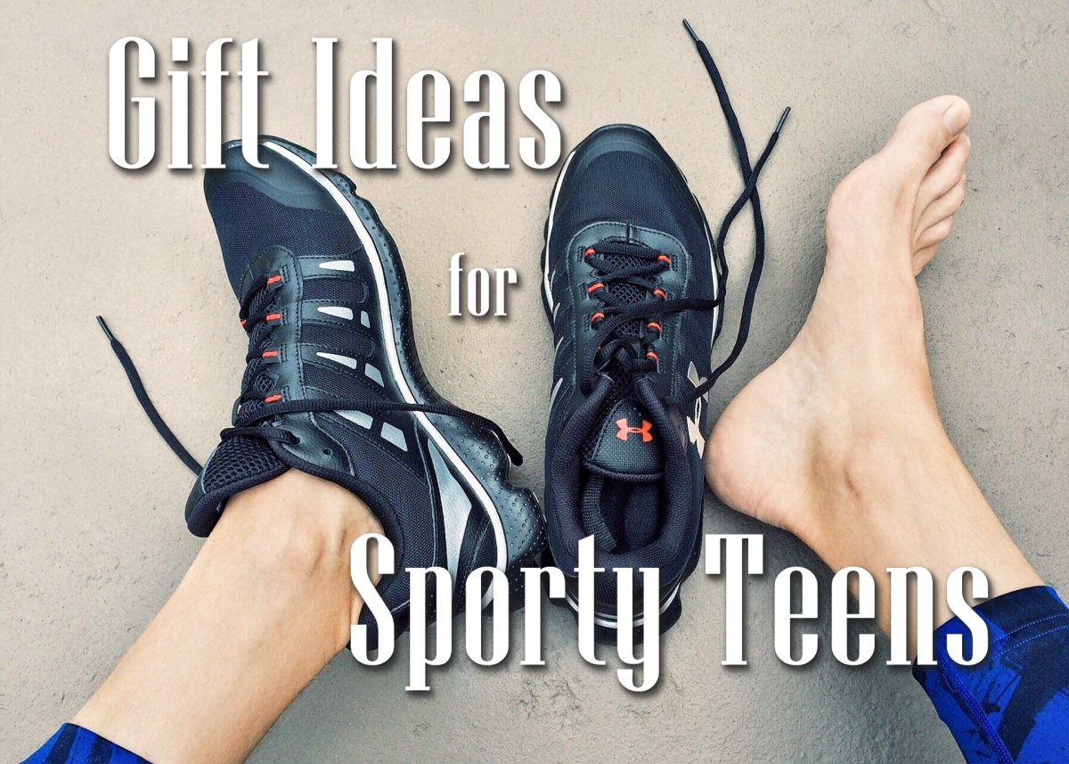 Gifts for guys who like sports and being active.