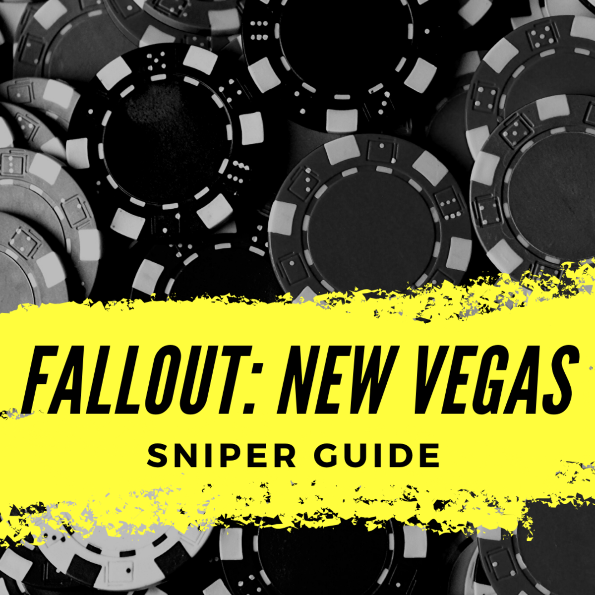 "This guide will help you find the best snipers in ""Fallout: New Vegas."""