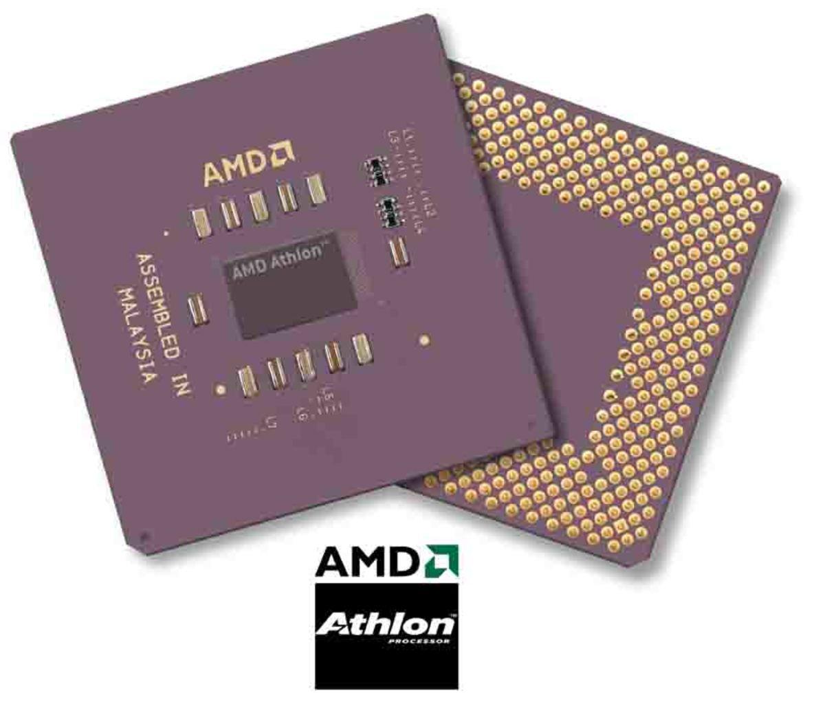 An AMD's Processor