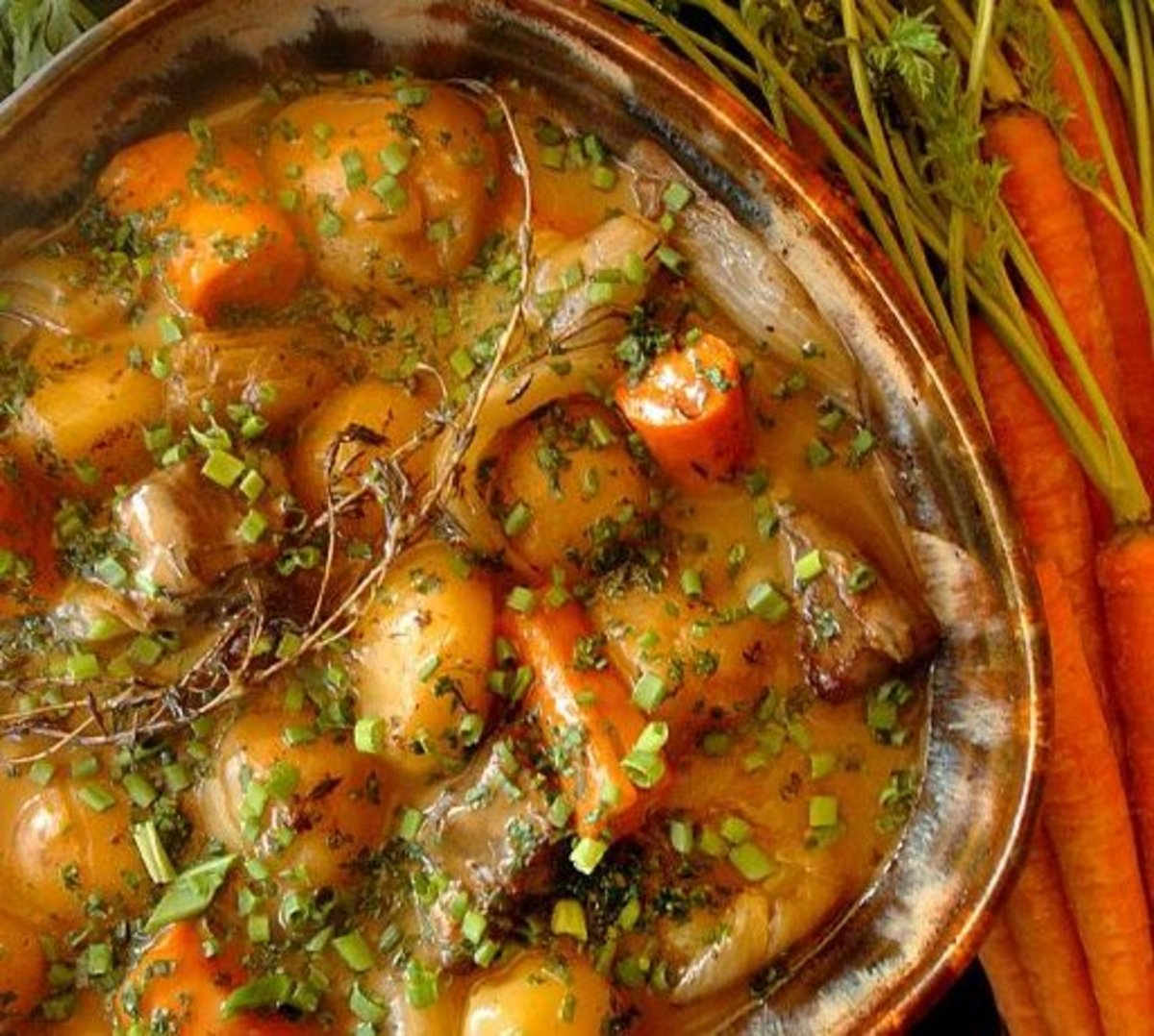 How to Make a Traditional Irish Lamb Stew
