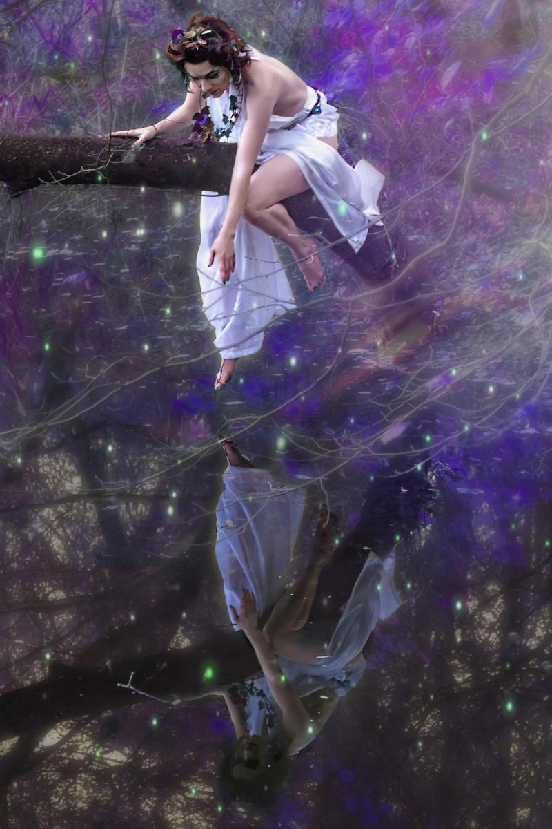 Danu, Goddess of Water, Sailors, Fertility, Agriculture, and Motherhood