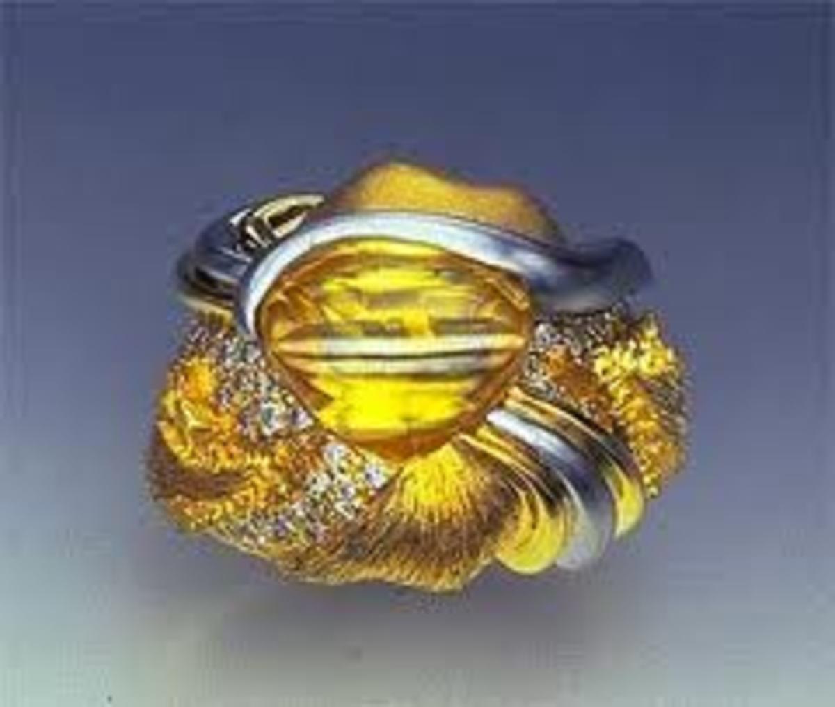 Kahn Canary Diamond