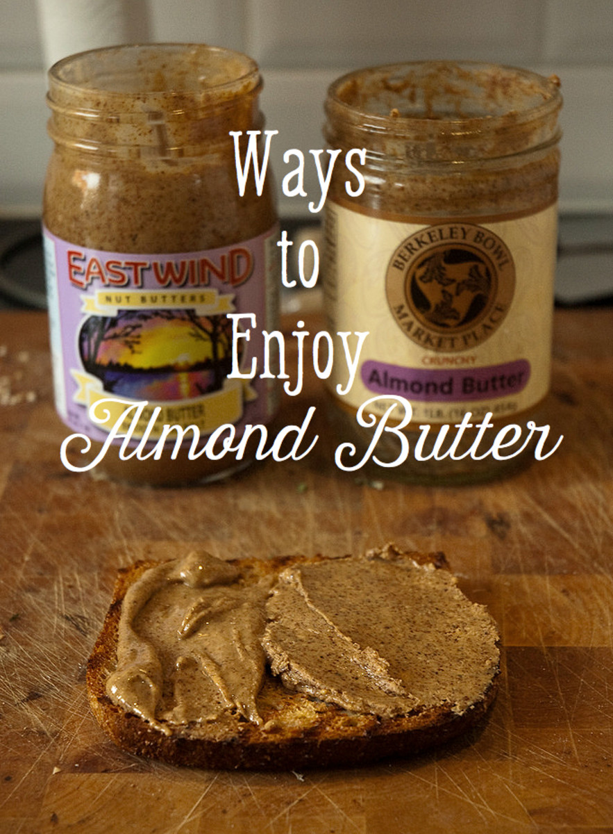12 Ways to Eat and Enjoy Almond Butter